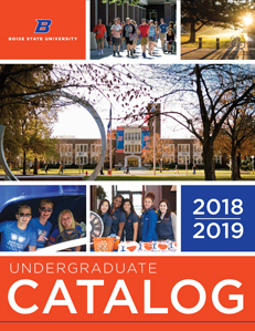 catalogue for university 2019