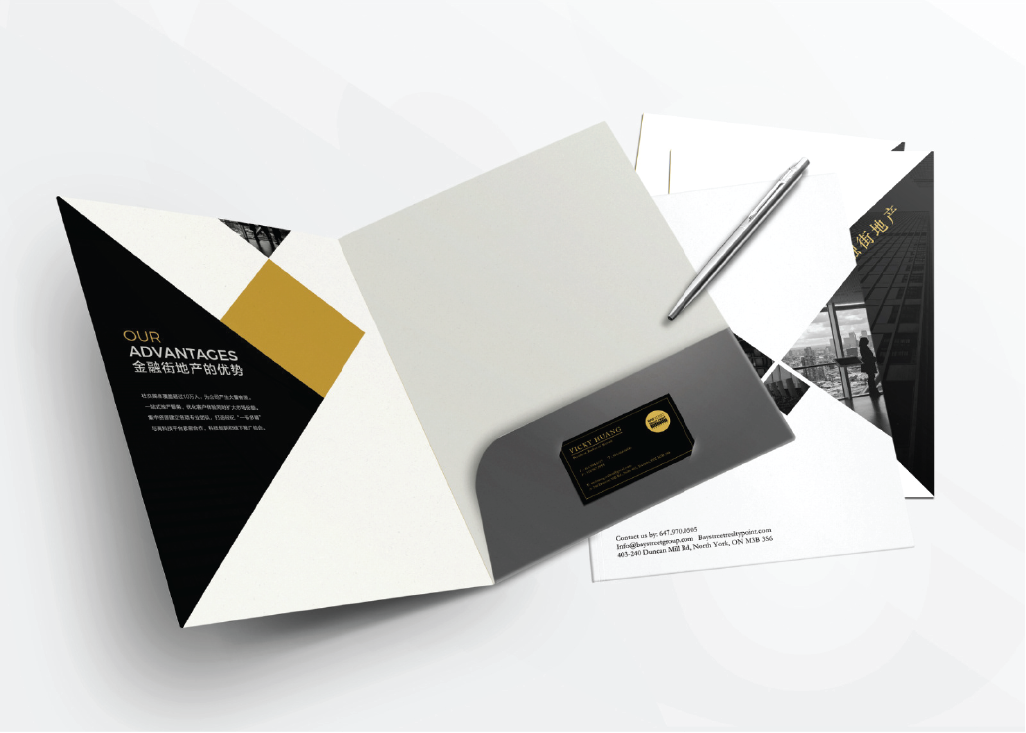 In folder - In bìa hồ sơ - Kẹp file