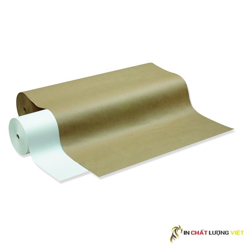Giấy kraft là gì? Các loại giấy kraft
