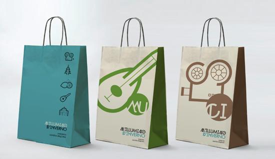 Thiết kế túi giấy an toàn sức khỏe