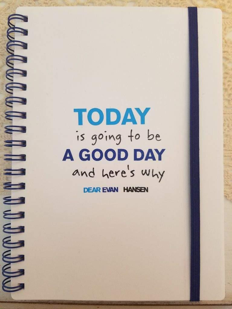 sổ tay cho ngày mới!