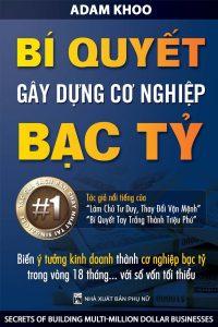 in ấn phẩm bìa sách quận 1- Adam Khoo cũng là tác giả của quyển sách Tôi tài giỏi bạn cũng thế