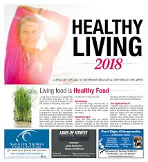 catalogue healthy living 2018