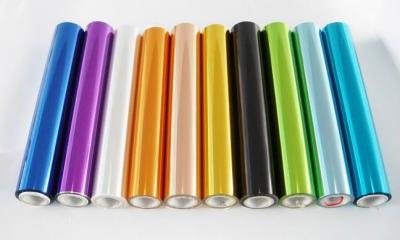 nhũ ép kim đa dạng về màu sắc