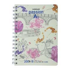 những nốt nhạc vui trên từng quyển sổ tay