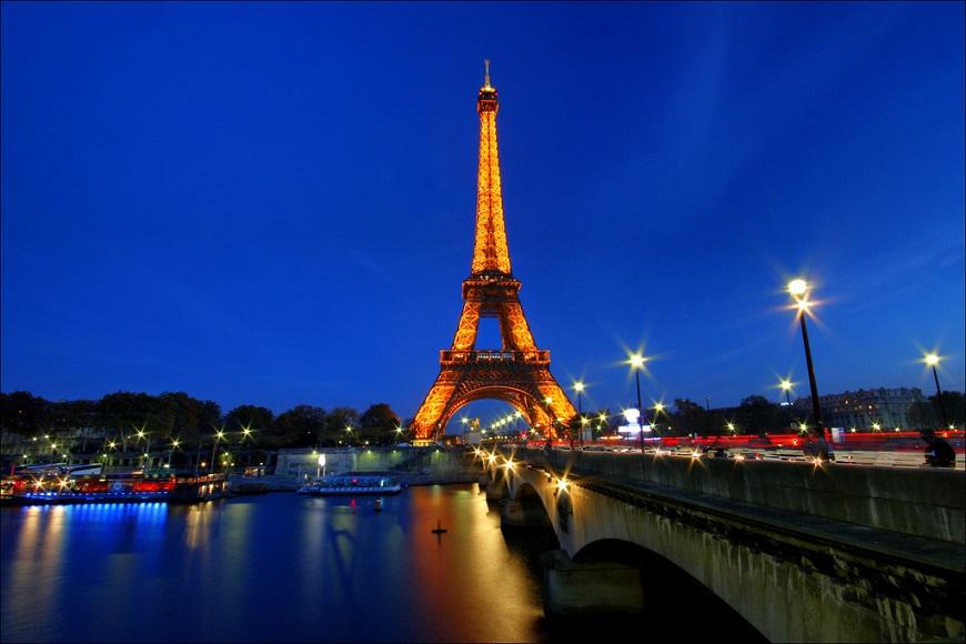paris-kinh đô thời trang hoa lệ