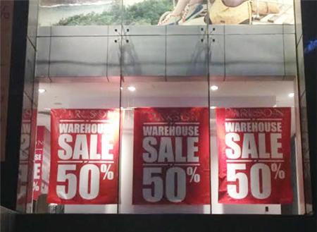 in banner quảng cáo bình chánh