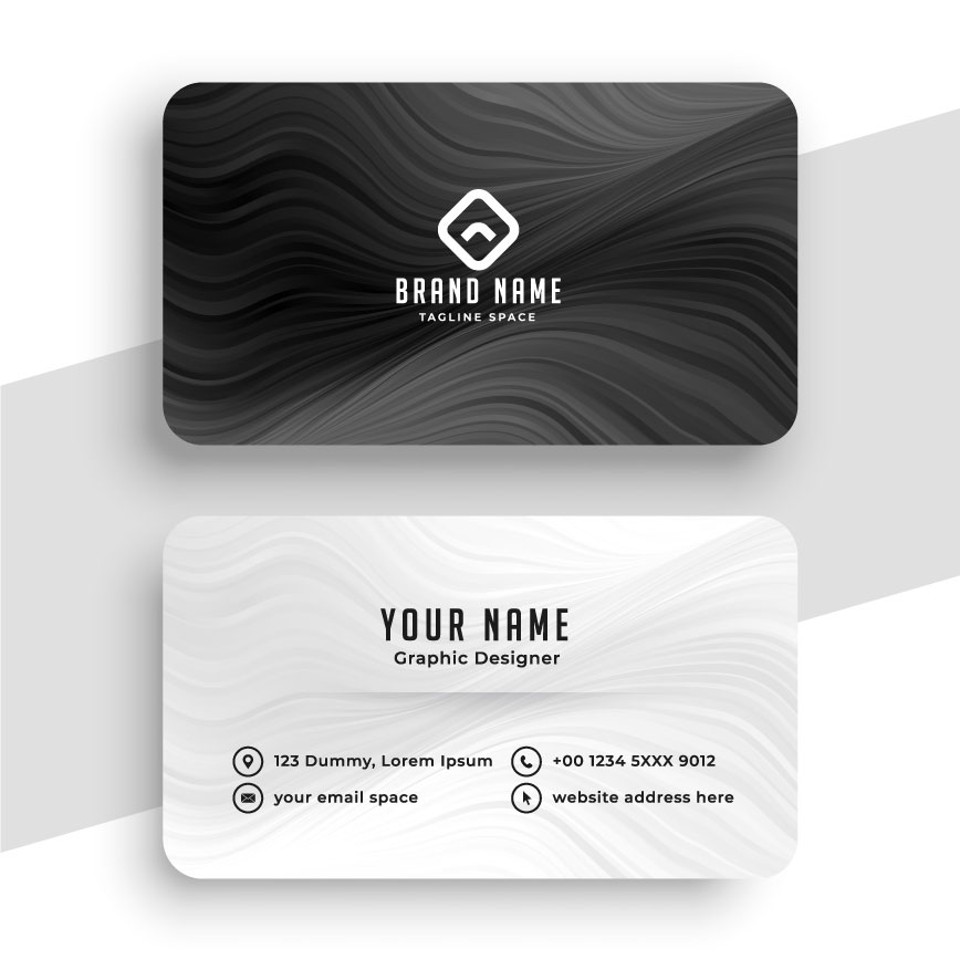 in name card quận 2